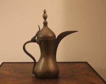 Antique Arabic Coffee Pot DALLAH
