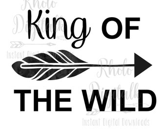 King of the Wild-Instant Digital Download