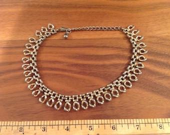 Vintage Choker, Art Deco Necklace Choker