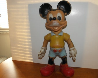 Mickey Mouse 14inch Vinyl Doll