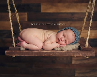 The Newborn Swing (for Composite Shots)