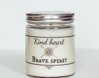 Soy Candle, Scented Candle, Larper Candle, Book Candle, Cosplay Candle, Superhero Candle, Jar Candle, Candle Gift, Larper Gift, Fantasy