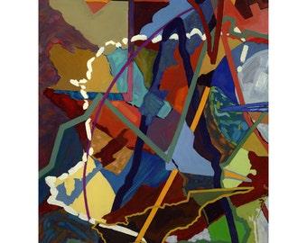 Synchromy No 1 LP (Fine Art Giclée Print)