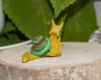 Tiny Tea Friends- Snail