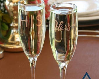 His & Hers - Flutes