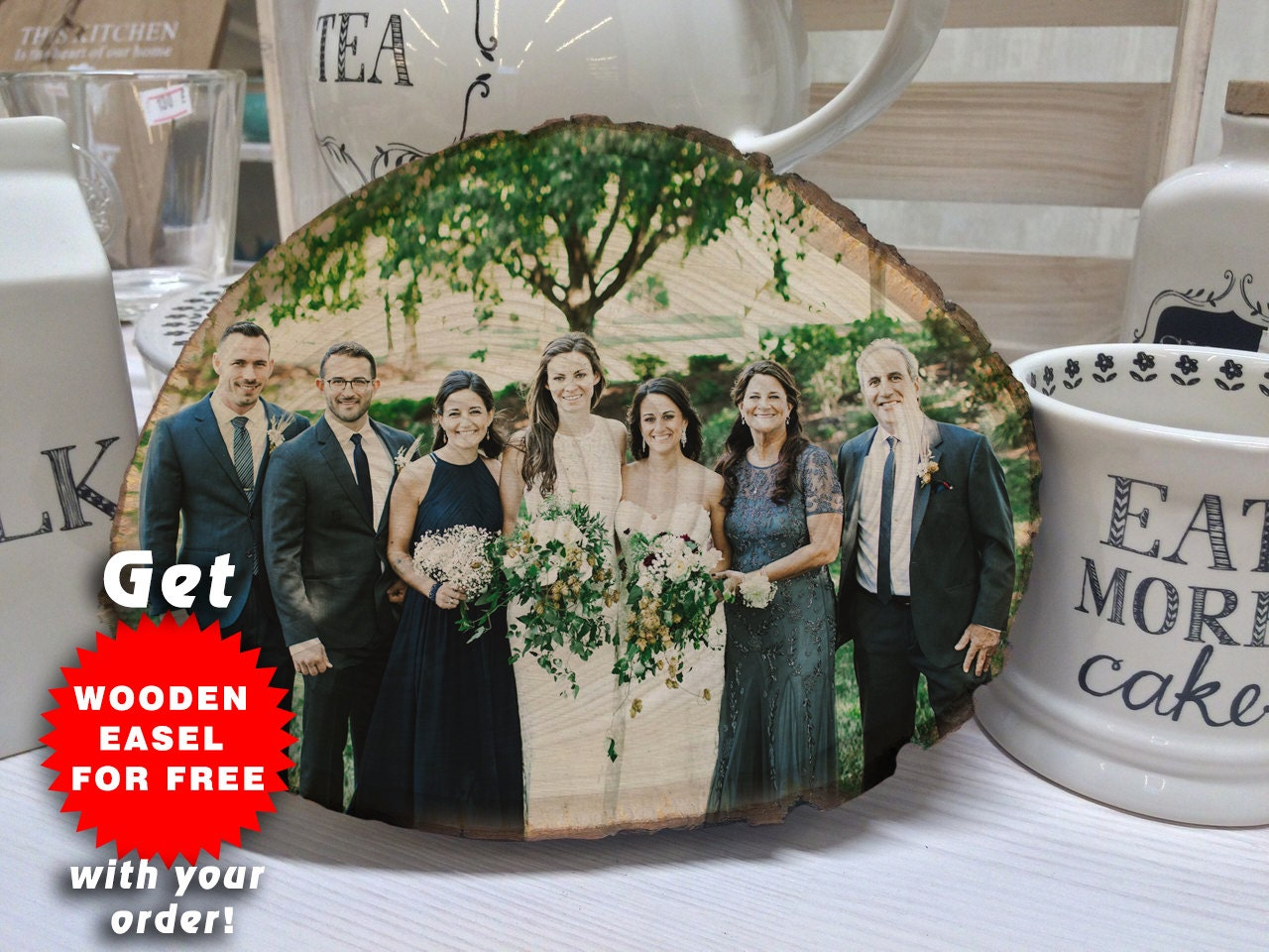 Wedding Picture Frame For Parents Picture Frames Handmade