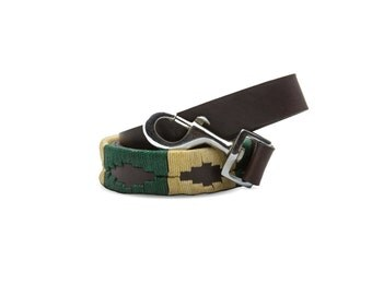 Leather Dog Leash - Palm Desert