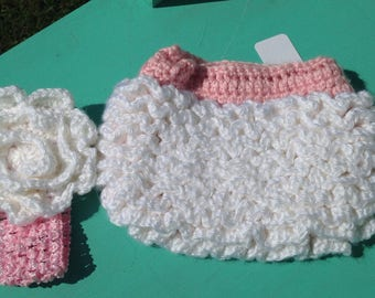 Pink Baby Bloomers
