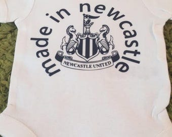 football baby vest