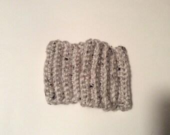 SALE Chunky Crochet Boot cuffs