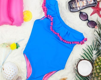 Royal Blue,Two pieces,One piece,swimsuit,Baby girl swimsuit,Baby girl swimwear,Toddler Swimsuit,Baby bikini,Toddler bikini,Summer suit