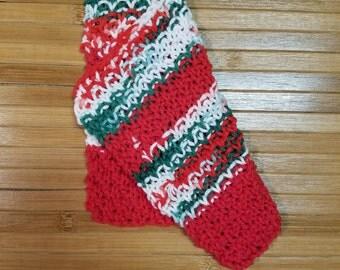 Knit Cotton Dish cloth