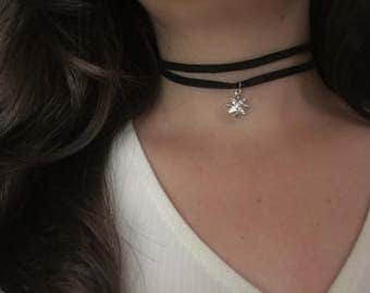 Double stranded star choker