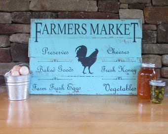 Farmers Market Baked Goods Farm Fresh Eggs Vegetables Cheeses Fresh Honey Preserves/Farmers Market/Chicken/Baked Goods/Fresh Honey/Vegetable