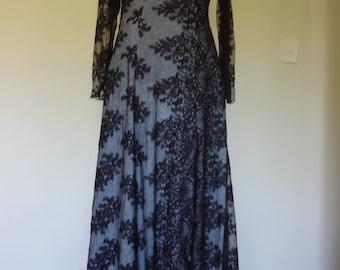 Lace dress, back lace,sleeveless,forml,