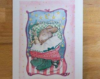 The Sleeping Mouse Collection/Pink