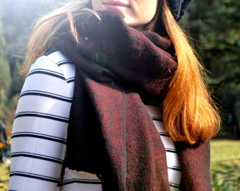 Wool mix Scarf