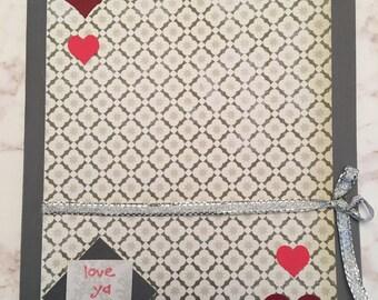 Love Ya Bunches Greeting Card