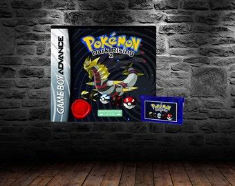 Pokemon Dark Rising 2 - Next Chapter in the Dark Rising Saga - GBA - FireRed
