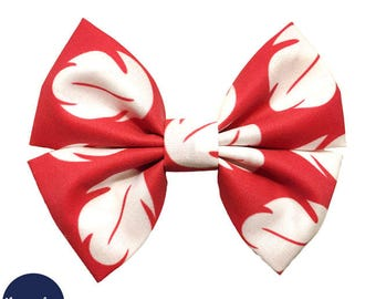 Lilo Inspired Hair Bow