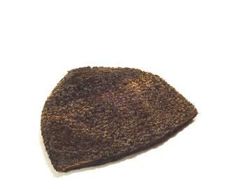 Traditional Cap, Winter hat, Bulgarian Cap, Bulgarian Kalpak, Folk cap, Men's hat, Wool cap, Folklore cap, Vintage traditional cap, Old Hat