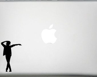 Michael Jackson Decal