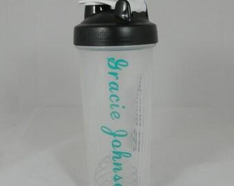 Personalized Blender Bottle