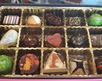 15pc Signature Chocolate Gift Box