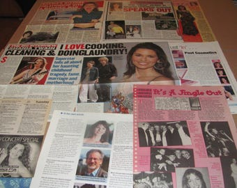 SHANIA  TWAIN   #2   CLIPPINGS  #0511