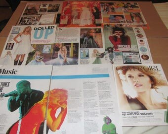 TAYLOR SWIFT   #3  CLIPPINGS  #0516