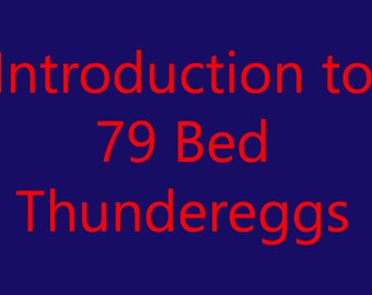 79 Bed Thunderegg Intro
