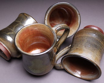 Handmade Ceramic Mug/Tea cup Set (4)