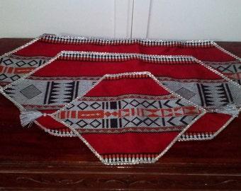 Handcrafted bedspreads