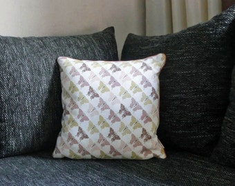 "Cushion cover 40 x 40 cm ""Butterfly"""