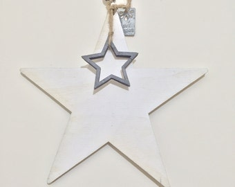 White Star Decoration