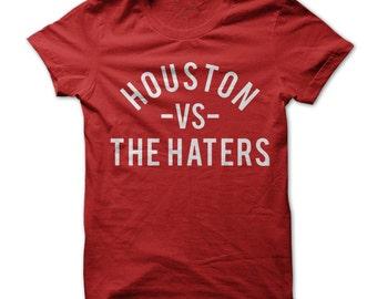 Houston cougars etsy for T shirt printing houston