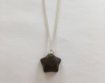 Magic star necklace