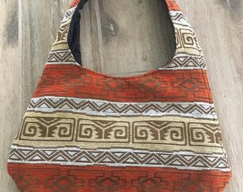 Woven Ecuadorian Handbag