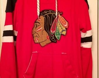 Chicago Blackhawks Hooded Sweatshirt