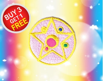 Sailor Moon Patches Symbol Patches Iron On Patch Embroidery Patches Sew On Patch Feminist Patches