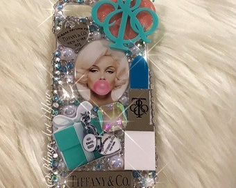 Tiffany and Co. Case Cover - Iphone 7