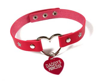 Dog Collar Charm That Says Princess