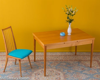 50s dining table, 60s, vintage (608035)