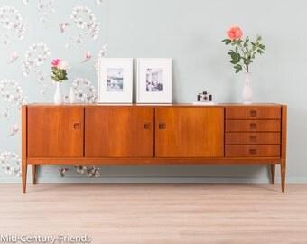 TEAK sideboard, Fristho, 60s, vintage (503019)