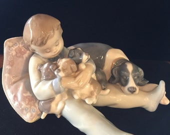 Lladro Porcelain - Sweet Dreams