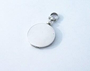 925 silver sterling Photo frame pendant
