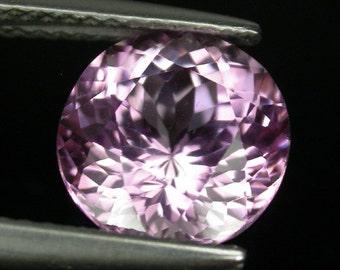 4.30 ctw. pink tourmaline loose gemstone.