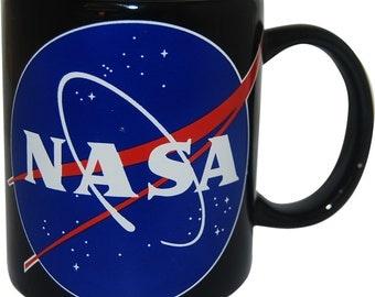 NASA Space Station 11oz Ceramic Mug