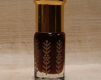 Pure Laos Oudh- Dark Mai Ketsana Agarwood Oudh Oil - Finest Dark Laos Beauty