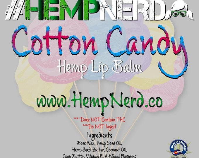 Hemp Lip Balm (SINGLE TUBE)
